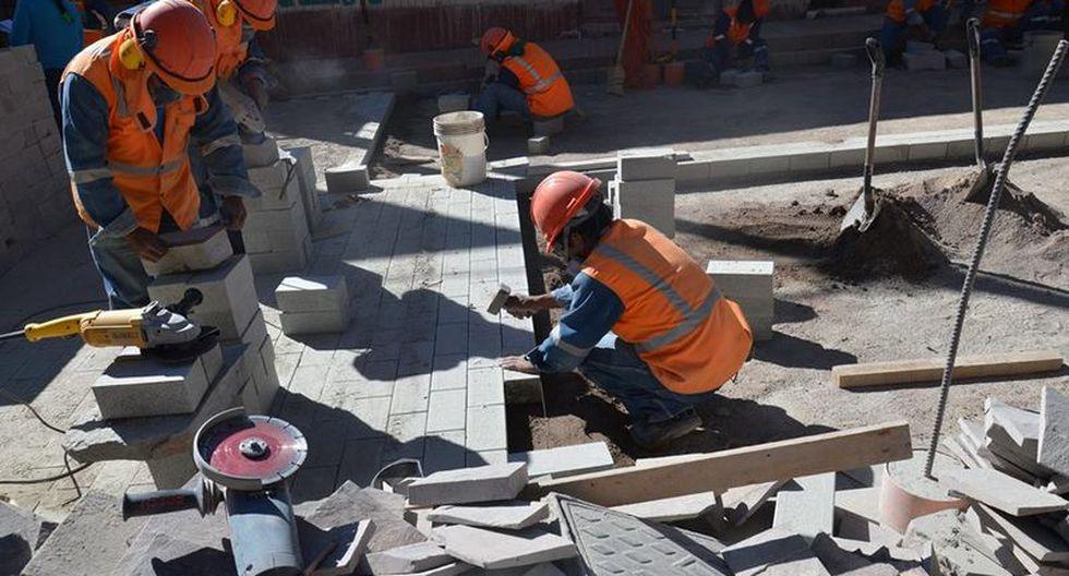 La bolsa de trabajo en las obras ediles serán equitativas