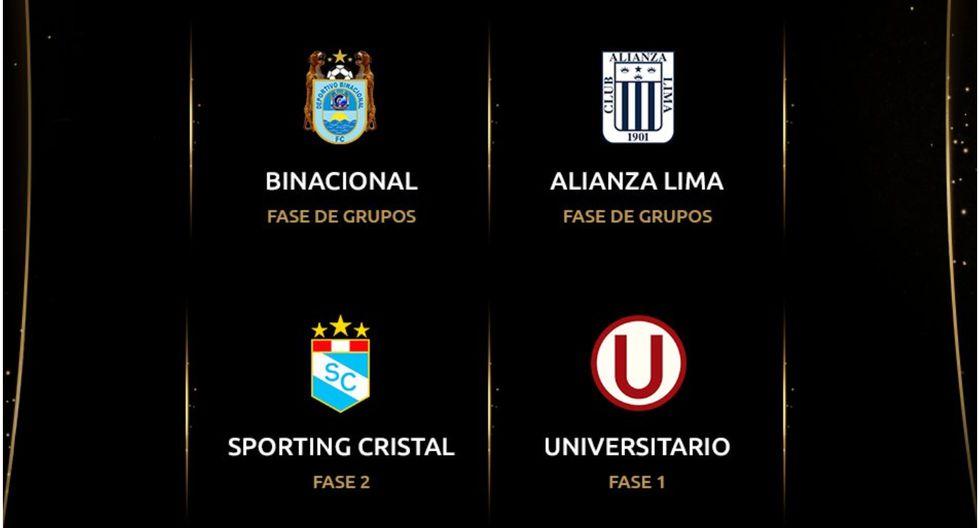 Foto: Twitter Conmebol Libertadores (@Libertadores)