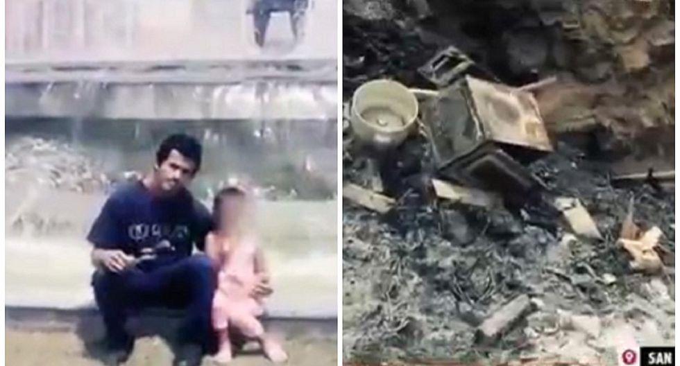 Mujer se niega a regresar con expareja y en venganza le quema sus pertenencias