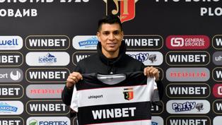 Paolo Hurtado ficha por nuevo equipo en Bulgaria