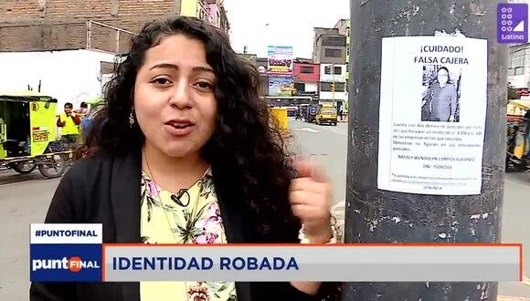 Universitaria de 23 años perdió su DNI y ahora es acusada de robar más de S/8 mil (VIDEO)