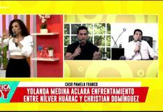 """Janet Barboza criticó a Nilver Huarac: """"Debiste haber invertido en Yolanda Medina"""" (VIDEO)"""