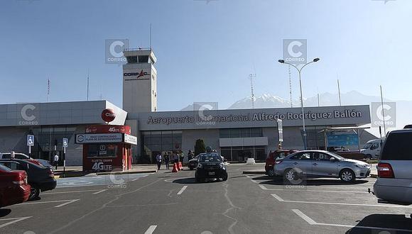 US$ 215 millones costará nuevo aeropuerto en Arequipa
