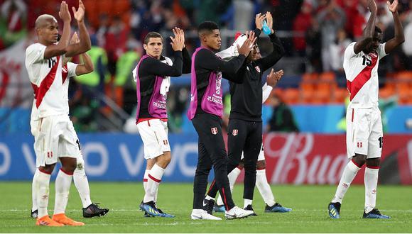 Así quedó Perú en el ranking de los 32 paises del Mundial Rusia 2018 (FOTO)