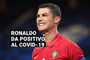 Cristiano Ronaldo positivo al COVID-19: Estos son los encuentros que se perdería con la Juventus
