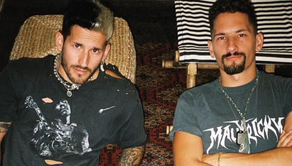 """Piso 21 y el dúo Mau y Ricky se unen en la gira """"Panas & Parceros"""". (Foto: @mauyricky)"""