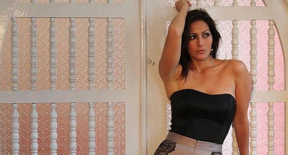 """Pierina Carcelén orgullosa de ser parte de la cinta """"El Gran Criollo"""""""