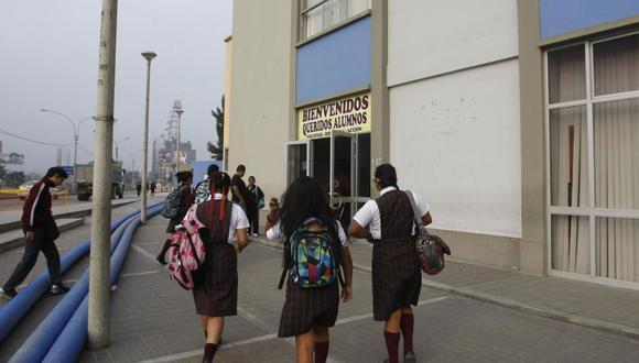 Frepap propone declarar ilegal el cobro de las cuotas de ingresos en los colegios privados