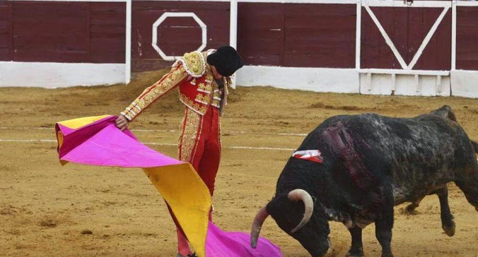 Corrida de toros (Foto: Archivo Correo)