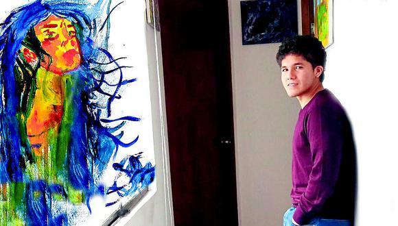 Peruano es finalista en Festival Mundial de Arte