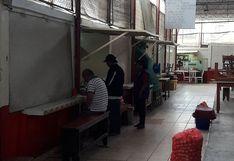 Venden comida en el mercado Bolognesi pese a prohibición