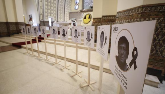 A la fecha se han registrado 256 médicos que han fallecido a causa del COVID-19. (Foto: César Campos/GEC)