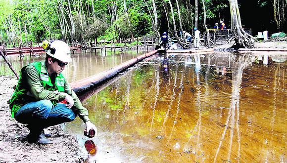 Seguro no cubrirá gasto y Petroperú deberá poner operativo el Oleoducto