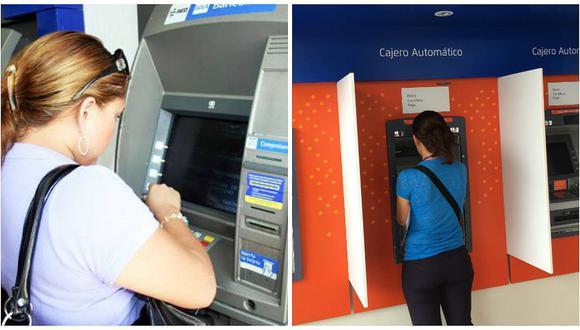 Atención: Bancos eliminarán comisión por retiro en cajeros a nivel nacional