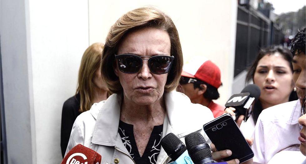 Cuculiza dice que juez que revocó indulto de Fujimori lo trajeron de Chiclayo para firmar resolución
