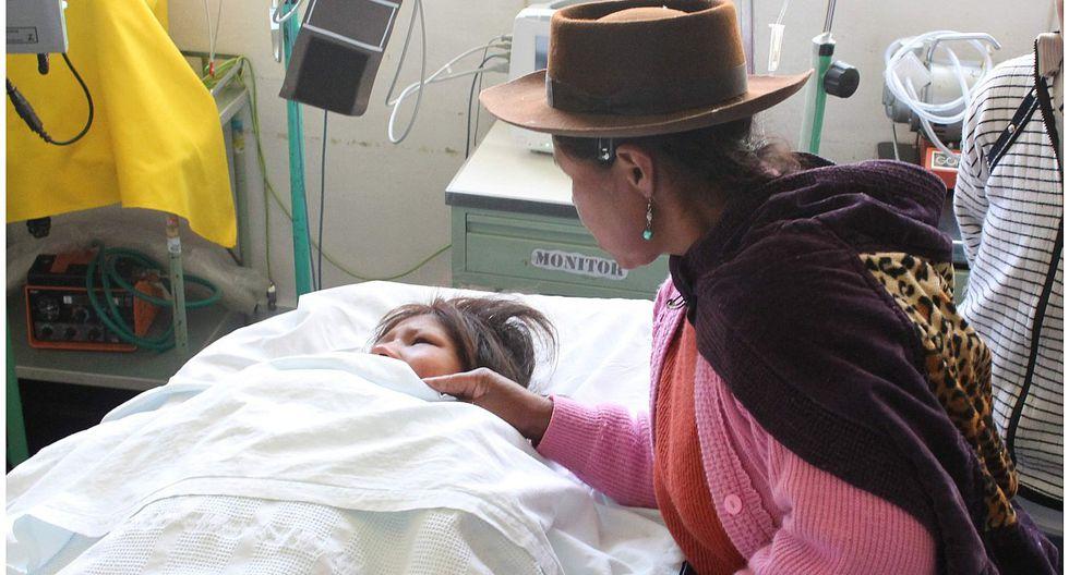 Por alto índice de pacientes con infecciones respiratorias, equipo de Lima llega a Junín