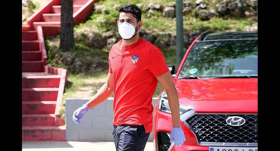 Diego Costa saldría de Atlético de Madrid para incorporarse a PSG