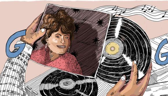 """Eloísa Angulo es recordada como """"La Soberana de la canción criolla"""" y falleció a los 72 años un 30 de octubre. (Foto: Google)."""