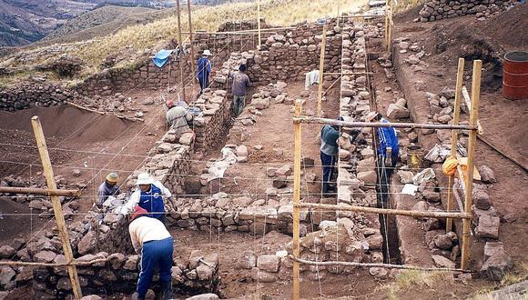 Reinician trabajos de puesta en valor de monumentos arqueológicos en Cusco