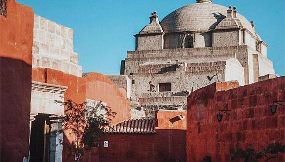 Monasterio de Santa Catalina permaneció cerrado por 6 meses, debido a la pandemia del coronavirus
