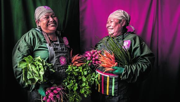 """""""Las Agroferias Campesinas logran un difícil equilibrio en momentos de gran incertidumbre. Han logrado ser un modelo sostenible"""", comenta Andrés Ugaz"""