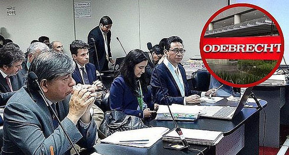 Caso Odebrecht: Anulan prisión preventiva para Humberto Abanto y otros árbitros investigados