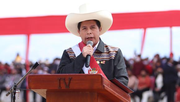El presidente de la República dejó la vivienda de Breña y acudió en las primeras horas del día a Palacio de Gobierno.  (Foto: Presidencia)