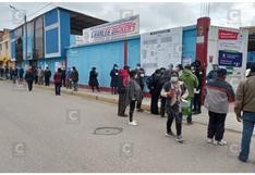 Se registran incidentes en locales de votación de Huancayo por ausencia de miembros de mesa