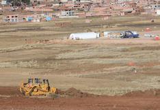 Segunda etapa de construcción del aeropuerto de Chinchero empezará en enero del 2022, según MTC