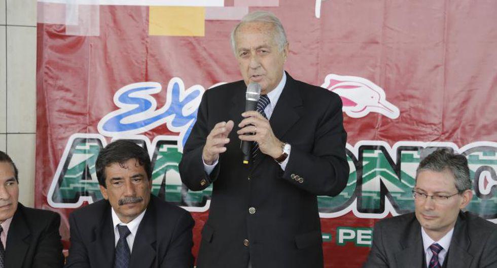 Alcalde de La Victoria, Alberto Sánchez Aizcorbe, se lanza para la alcaldía de Lima