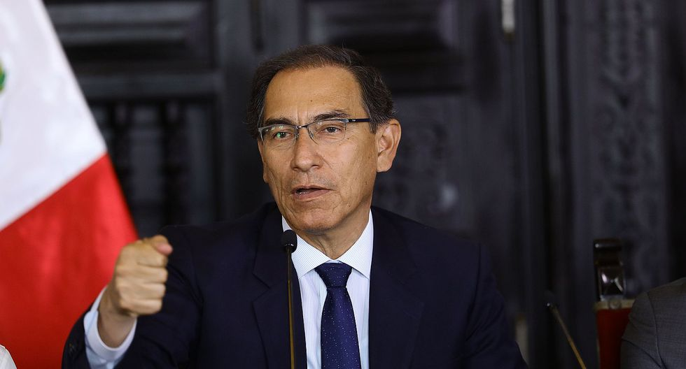 """Martín Vizcarra: """"Todas las bancadas están de acuerdo con la reforma política"""""""