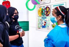 Huanchaco: Realizan campaña de salud y atienden a 200 adolescentes