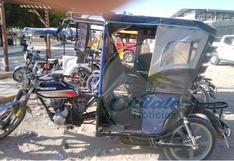 Sullana: Mototaxista pierde la vida al impactar contra un poste