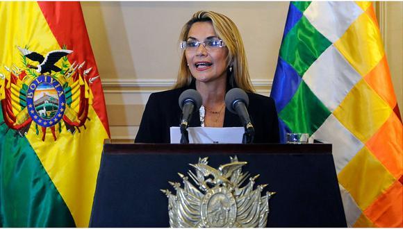 Bolivia: Jeanine Áñez designó a sus primeros 11 ministros