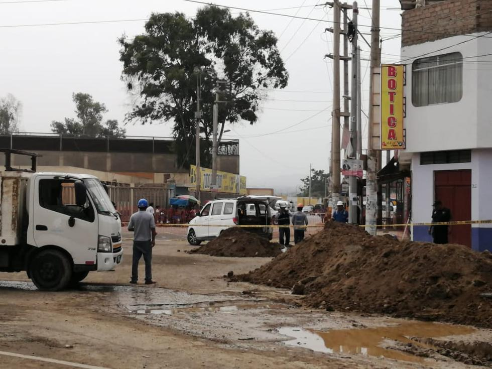 Cañete: fuga de gas causó alarma en vecinos (FOTOS).