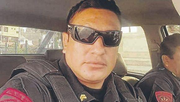 Policía es condenado a cuatro años de cárcel por golpear a su colega