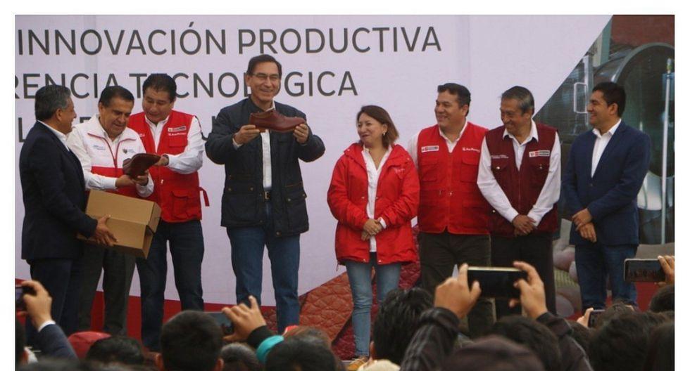 """Empresarios de calzado de El Porvenir ingresarán al programa """"Compras a MyPerú"""""""