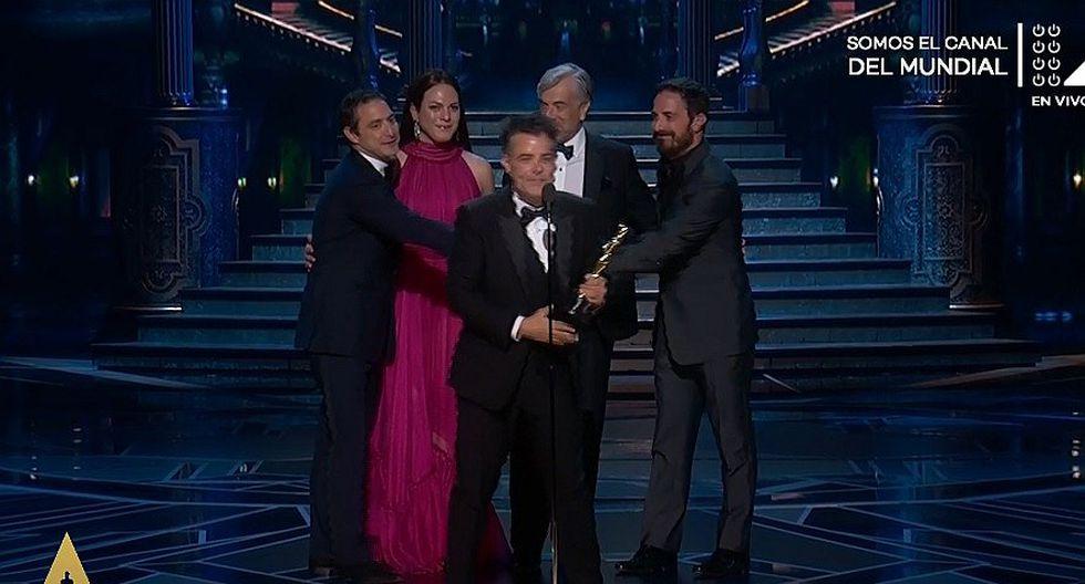 """La chilena """"Una mujer fantástica"""" ganó el Óscar al mejor filme extranjero (VIDEO)"""