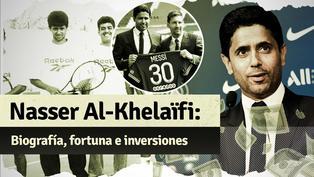 PSG: conoce cómo Nasser Al-Khelaifi pasó de ser un tenista a uno de los líderes más poderosos del fútbol