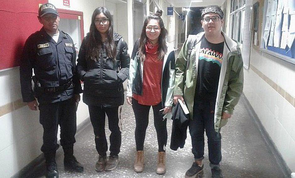 Policía rescata a turistas que se hallaban perdidos en Cusco