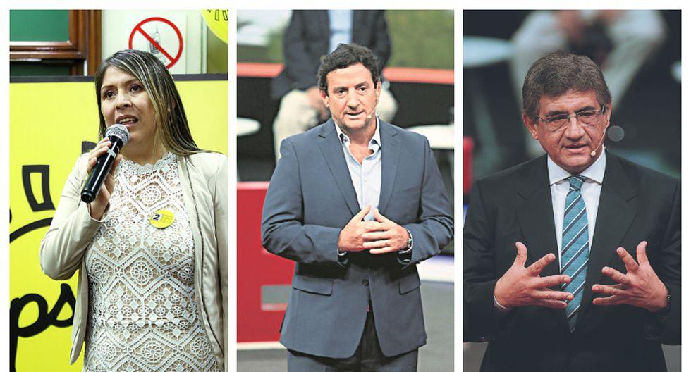 Candidatos (Foto: Correo)