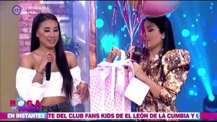 Samahara Lobatón gastó más de 30 mil soles en fiesta de primer año de su hija