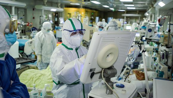 Brasil: reportan su primera muerte por coronavirus. (Foto referencial, AFP).