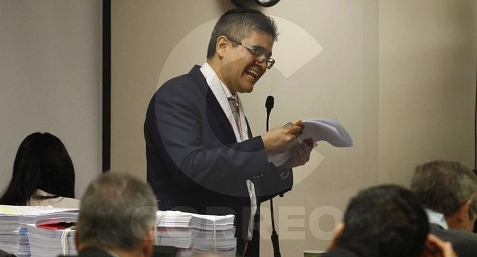 """José Domingo Pérez pide investigar a 'Fuerza de Choque', """"grupo de amenaza"""" en el Apra"""