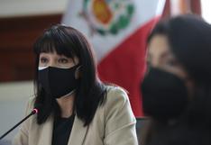 EN VIVO | Mirtha Vásquez brinda su primera conferencia de prensa como titular de la PCM esta tarde