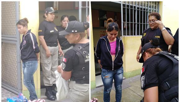 Por plan de fuga trasladan a  'La Gata' a penal de régimen especial en Concepción (VIDEO)
