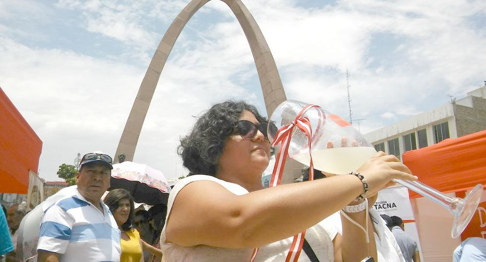 Día del Pisco Sour: usarán Marca Tacna para promoción y venta de productos