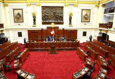 Congreso instala segunda legislatura y reafirma compromiso de trabajo con el Ejecutivo