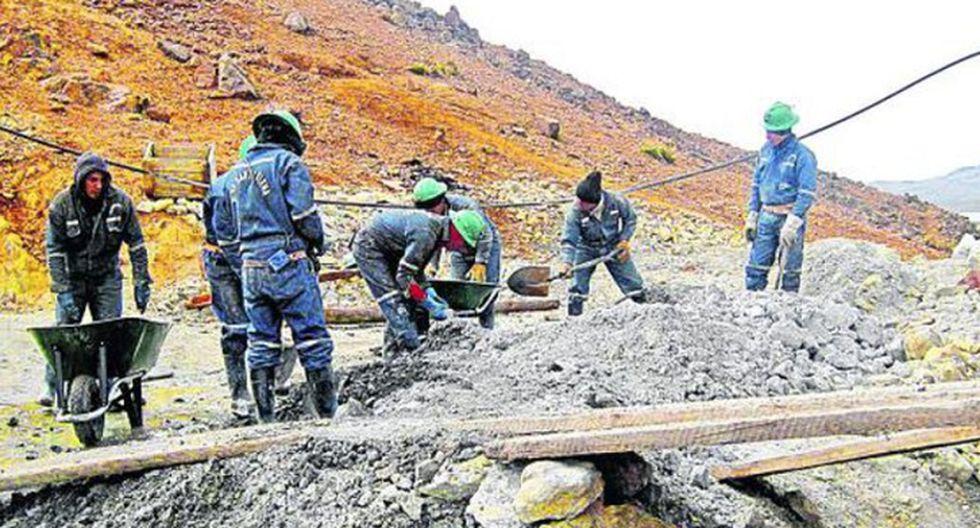 Minería (Foto: Archivo Correo)