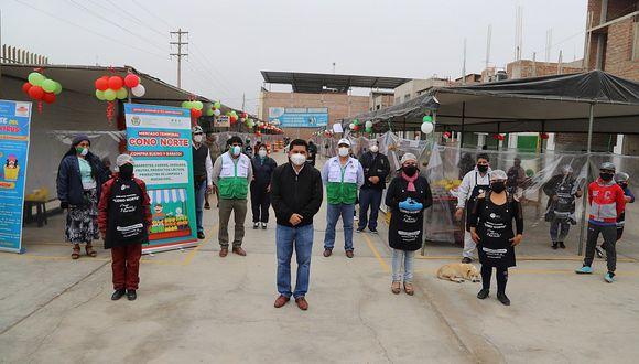 Reubicarán a 800 ambulantes a mercados temporales en La Esperanza